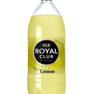 Royal Club Bitter Lemon 24x33cl