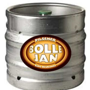 Bolle Jan pils fust 30 ltr