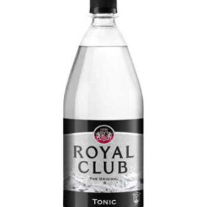 Royal Club Tonic 24x33cl