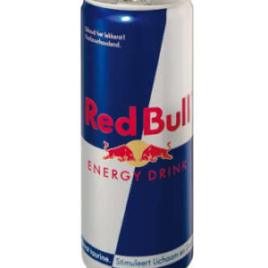 Red Bull blik 24×25 cl