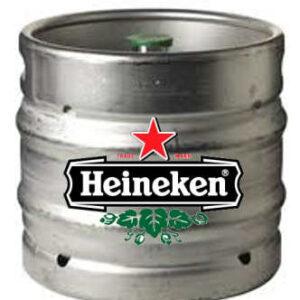 Heineken pils fust 50 ltr