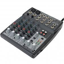 Behringer XENYX 802 PA- Studio Mixer