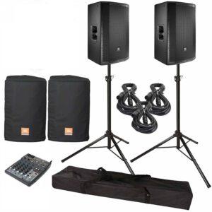 JBL PRX815W Actieve Speaker SET
