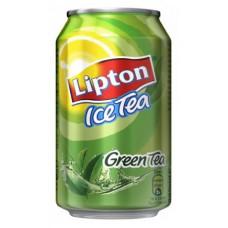 Lipton Ice Tea Green 24x33cl